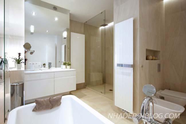Ngắm nhà đẹp 2 tầng với nội thất tối giản và ấm áp