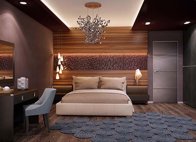 15 thiết kế đáng tham khảo cho phòng ngủ đẹp của bạn