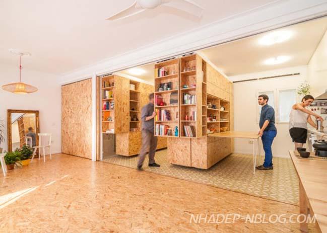 Thiết kế thông minh cho nhà nhỏ đẹp