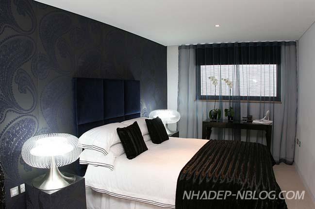 9 mẫu phòng ngủ đẹp ấn tượng với màu đen