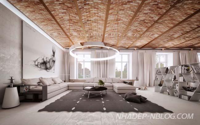 16 thiết kế phòng khách đẹp cho căn hộ chung cư