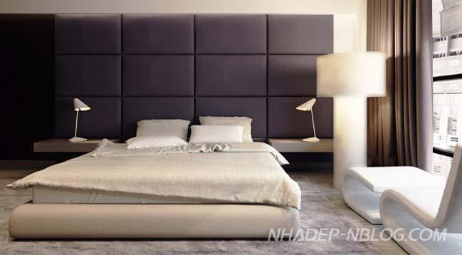 Căn hộ chung cư 2 phòng ngủ với nội thất ấm cúng