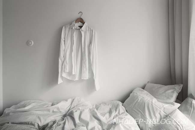 Mẫu nhà đẹp 1 phòng ngủ với phong cách Scandinavian