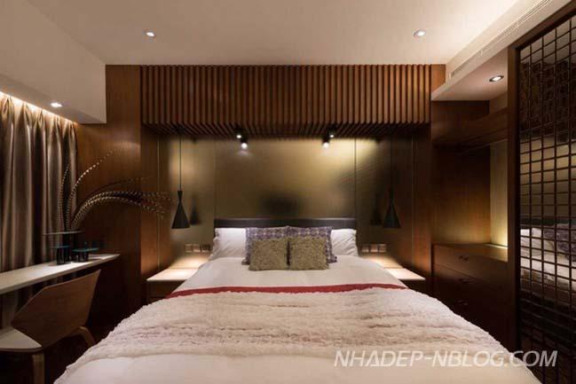 Mẫu nhà đẹp 2 tầng với thiết kế ấm áp của thiên nhiên