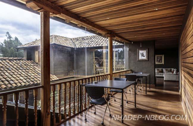 Biệt thự đẹp với thiết kế nhà sàn hiện đại