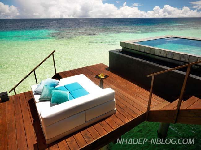 Cùng nhau đến thiên đường nghỉ dưỡng tại Maldives