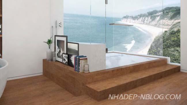 Ngắm mẫu thiết kế phòng tắm đẹp đoạt giải tại Bắc Mỹ