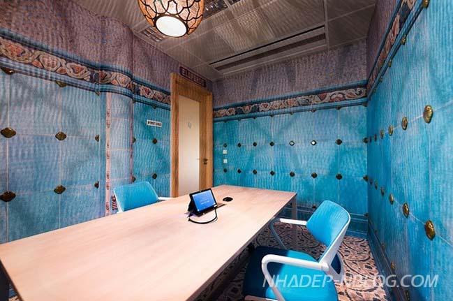 Thiết kế thú vị của văn phòng Google tại Budapest