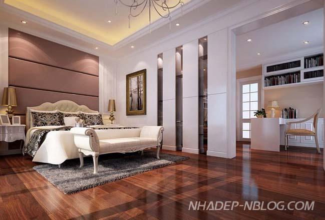13 mẫu phòng ngủ sang trọng với phong cách cổ điển