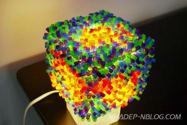 DIY: những ý tưởng tuyệt vời từ những chiếc ống hút