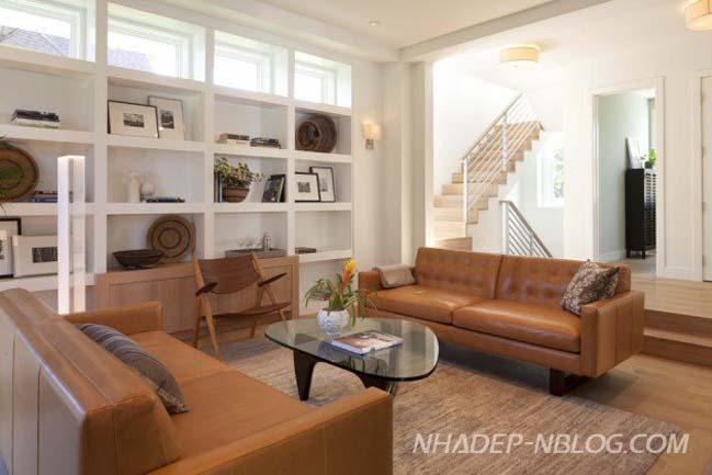 19 mẫu phòng khách đẹp theo phong cách hiện đại