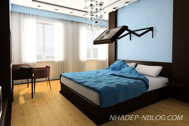 18 mẫu phòng ngủ theo đẹp theo phong cách hiện đại