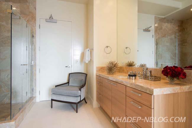 Chiêm ngưỡng căn hộ penthouse với thiết kế sang trọng