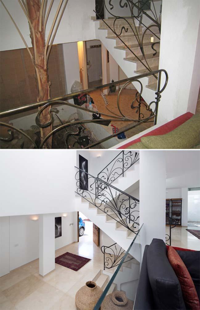Ngôi biệt thự đẹp hoàn toàn lột xác sau khi sửa chữa