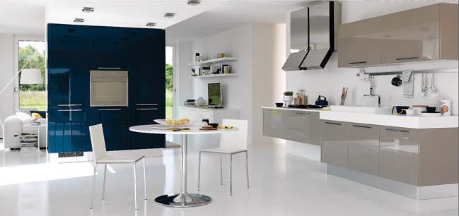 10 mẫu nhà bếp đẹp cho không gian sang trọng