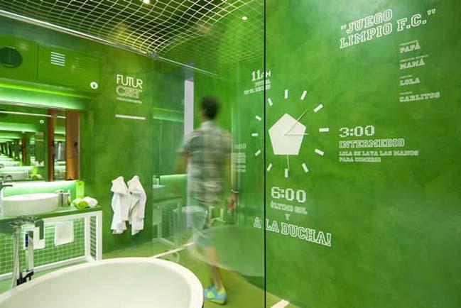 thiet ke phong tam dep voi chu de bong da 05 Cùng nhìn qua mẫu phòng tắm đẹp với chủ đề bóng đá