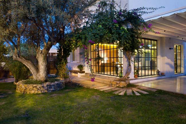 Ngôi biệt thự đẹp mang phong cách Tây Ban Nha