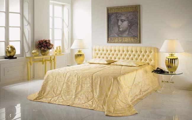 Những mẫu phòng ngủ đẹp với thiết kế sang trọng lộng lẫy