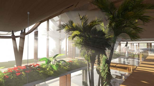 xalima water pavilion thiet ke biet thu dep sieu sang 28 Mê mẩn vớ cách thiết kếi biệt thự đẹp siêu sang giữa biển cả