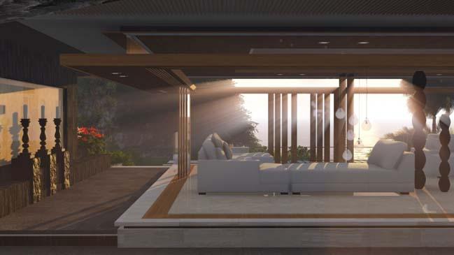 xalima water pavilion thiet ke biet thu dep sieu sang 32 Mê mẩn vớ cách thiết kếi biệt thự đẹp siêu sang giữa biển cả