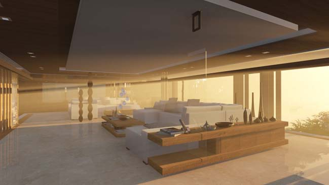 xalima water pavilion thiet ke biet thu dep sieu sang 33 Mê mẩn vớ cách thiết kếi biệt thự đẹp siêu sang giữa biển cả