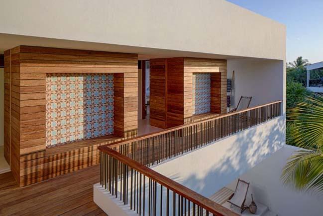 Mẫu thiết kế biệt thự đẹp thân thiện với môi trường