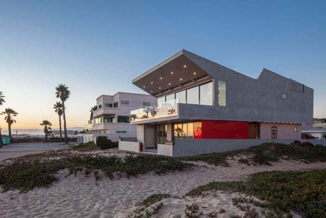 Thiết kế biệt thự đẹp đối diện biển