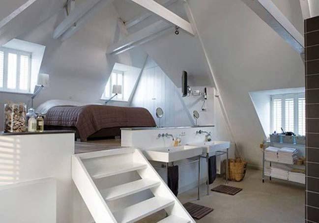 10 ý tưởng tiết kiệm không gian cho phòng ngủ