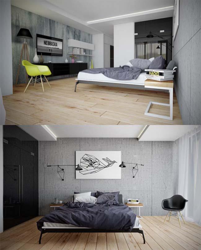 20 mẫu thiết kế phòng ngủ đẹp như mơ
