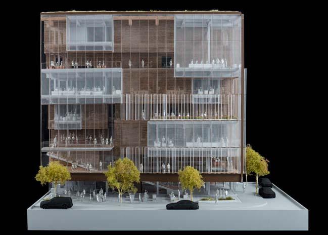 Ngắm kiến trúc pha lê của đại bảng doanh Uber