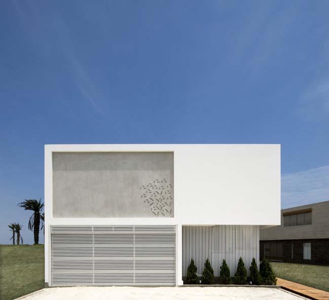 Thiết kế biệt thự đẹp với không gian giải trí ngoài trời