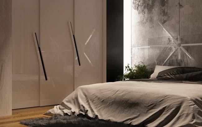phong ngu dep voi thiet ke sang tao 16 Chiêm ngưỡng 5 mẫu phòng ngủ đẹp với thiết kế sáng tạo
