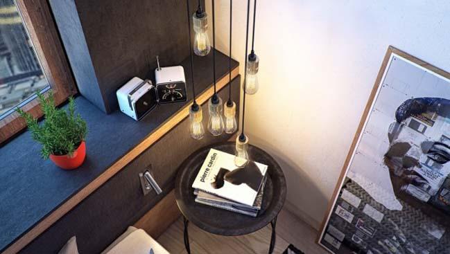 phong ngu dep voi thiet ke sang tao 19 Chiêm ngưỡng 5 mẫu phòng ngủ đẹp với thiết kế sáng tạo