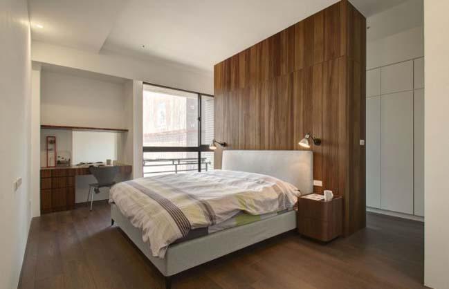 thiet ke noi that can ho hien dai sang trong 10 Thiết kế kiến trúc và nội thất căn hộ đơn giản nhưng vẫn sang trọng