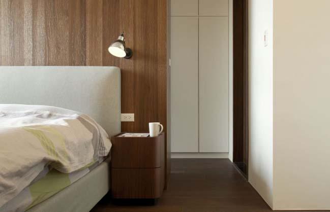 thiet ke noi that can ho hien dai sang trong 11 Thiết kế kiến trúc và nội thất căn hộ đơn giản nhưng vẫn sang trọng