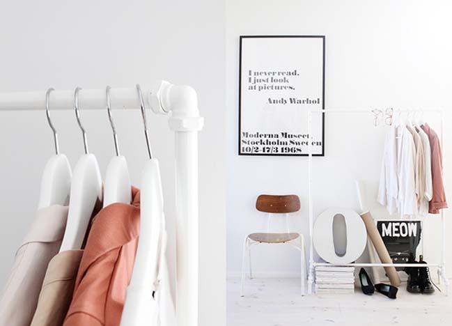 DIY: Tự tay làm những đồ nội thất từ ống nhựa pvc