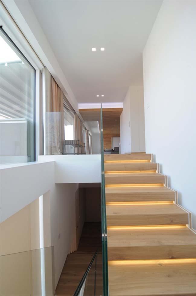 biet thu dep voi thiet ke toi gian 06 Kiến trúc nhà biệt thự đẹp với thiết kế tối giản sang trọng