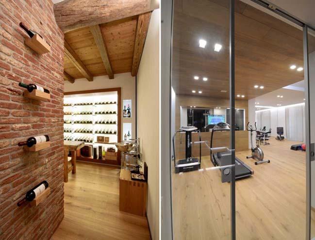 biet thu dep voi thiet ke toi gian 11 Kiến trúc nhà biệt thự đẹp với thiết kế tối giản sang trọng