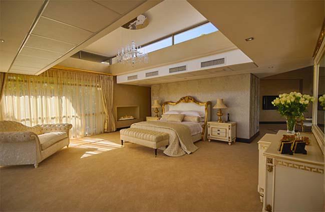 10 mẫu phòng ngủ đẹp cổ điển không bao giờ lỗi thời