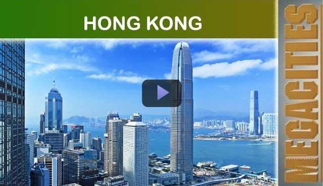 Video: Siêu thành phố Hong Kong