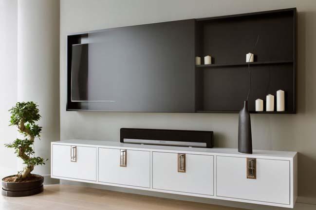thiet ke noi that can ho chung cu 05 Cùng nhìn qua căn hộ chung cư với thiết kế hiện đại tối giản