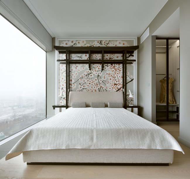 thiet ke noi that can ho chung cu 08 Cùng nhìn qua căn hộ chung cư với thiết kế hiện đại tối giản