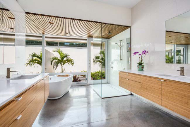 phong tam dep voi thiet ke thu gian 01 Cùng nhìn qua 16 mẫu phòng tắm đẹp với thiết kế thư giãn