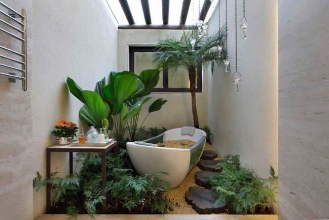 phong tam dep voi thiet ke thu gian 03 Cùng nhìn qua 16 mẫu phòng tắm đẹp với thiết kế thư giãn