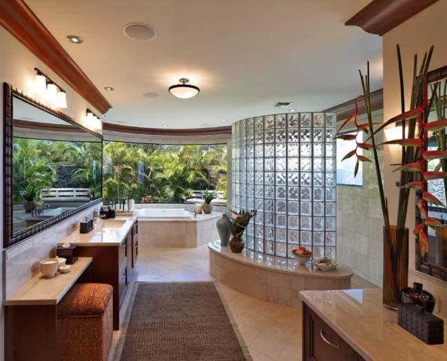 phong tam dep voi thiet ke thu gian 04 Cùng nhìn qua 16 mẫu phòng tắm đẹp với thiết kế thư giãn