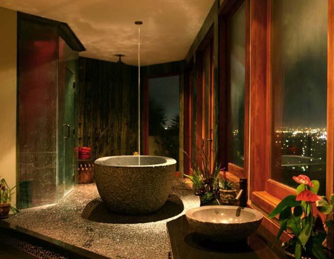 phong tam dep voi thiet ke thu gian 05 Cùng nhìn qua 16 mẫu phòng tắm đẹp với thiết kế thư giãn