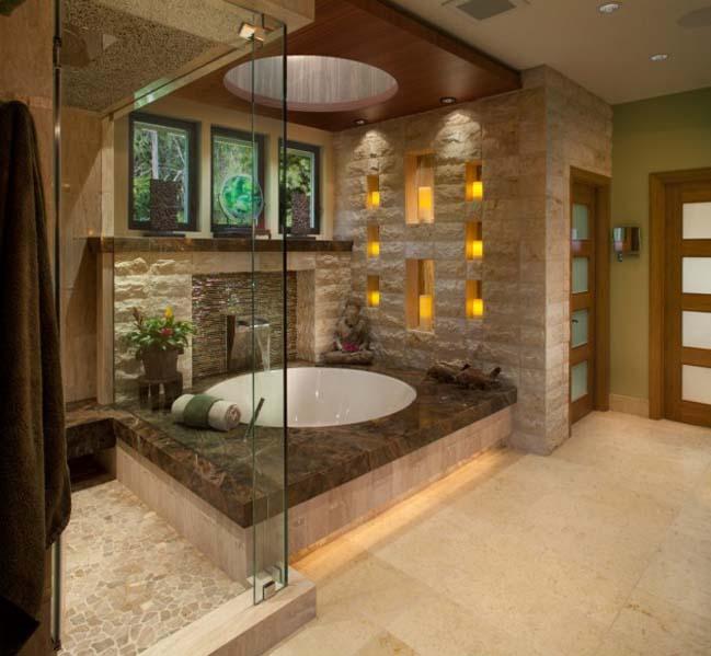 phong tam dep voi thiet ke thu gian 09 Cùng nhìn qua 16 mẫu phòng tắm đẹp với thiết kế thư giãn