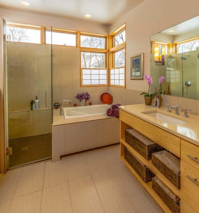 phong tam dep voi thiet ke thu gian 11 Cùng nhìn qua 16 mẫu phòng tắm đẹp với thiết kế thư giãn