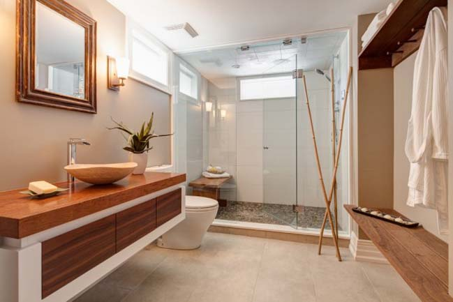 phong tam dep voi thiet ke thu gian 12 Cùng nhìn qua 16 mẫu phòng tắm đẹp với thiết kế thư giãn