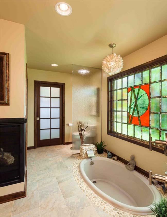 phong tam dep voi thiet ke thu gian 14 Cùng nhìn qua 16 mẫu phòng tắm đẹp với thiết kế thư giãn